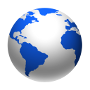 Symbole du navigateur Internet par défaut des appareils mobiles sous Android