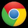 Symbole officiel représentant le navigateur Internet Chrome