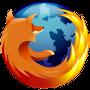 Symbole officiel du navigateur Internet Firefox