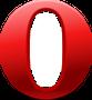 Symbole officiel du navigateur Internet Opera