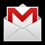 Logo du client de messagerie Gmail de Google