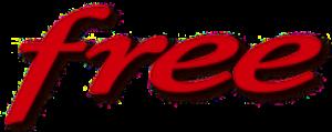 Logo rouge de Free