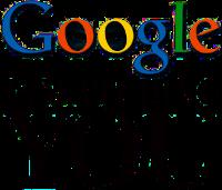 Le logo de Google nous observe, avec des yeux à la place du double O