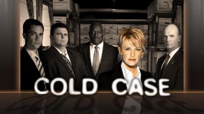 Cinq des acteurs principaux de Cold Case