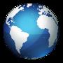 Symbole officiel du navigateur Internet Android Webkit, installé par défaut sur les appareils mobiles sous Android